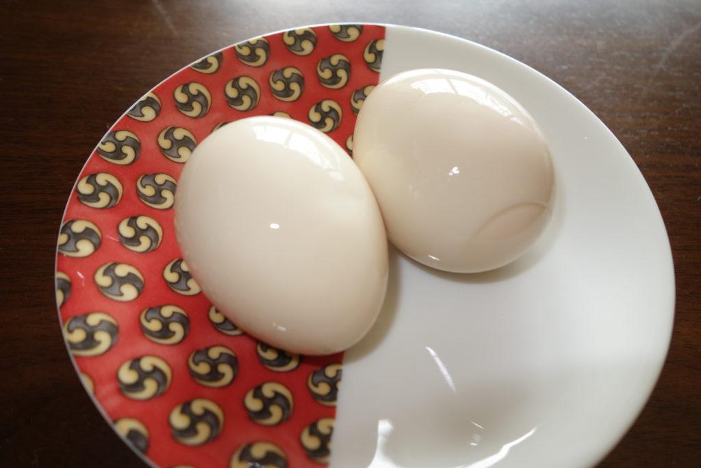 ダイエット食の定番、ゆで卵